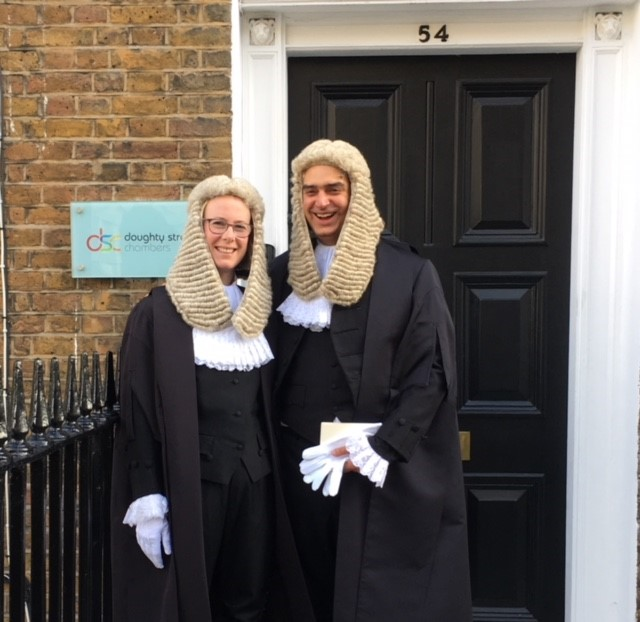 Steven Powles QC and Charlotte Kilroy QC