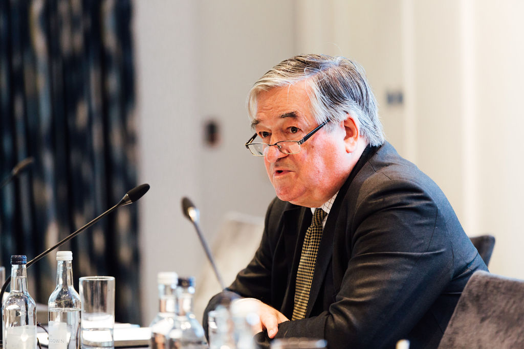 Sir James Munby - Keynote Speaker